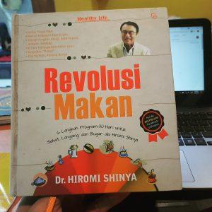 Enema kopi Revolusi makan dr hiromi shinya